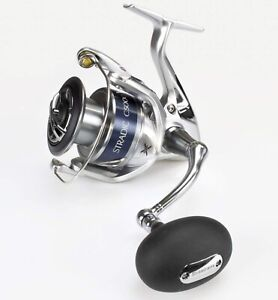 Angelrolle Shimano Stradic C5000XG Spinning Reel Rolle Angeln Hecht Zander Lachs