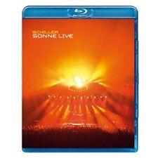 SCHILLER - SONNE (LIVE)  BLU-RAY  INTERNATIONAL POP  NEW+