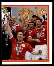 Merlin Kick Off 2007-2008 Champions Sticker Manchester United No. 120