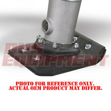 "Wacker Bs50-2, Bs50-2i, Bs50-4, Bs50-4As, Bs500 10"" Iron Rammer Shoe - 0112370"