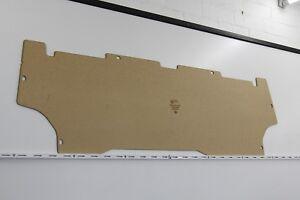 Toyota COROLLA KE30 2-Door Sedan Boot Board. Blank Trim Panel
