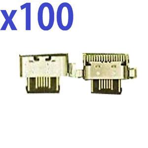 Lot 10-100 Micro USB Charging Port For LG K51 K500QM7 K500QM K500UM K500UM3