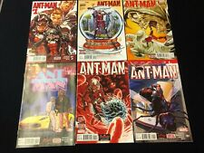 Ant-Man Vol.1 # 1,2,3,4,5 + Annual
