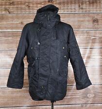 Alpha Industries Hooded Men Jacket Parka Coat Size M, Genuine