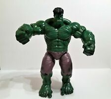 "Hulk Smash Huge 15"" Talking Action Figure Disney Store Exclusive 15 Phrases"
