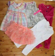Baby Girl Clothes size 6 months Ralph Lauen ~ Chaps ~ Oshkosh ~ Cherokee