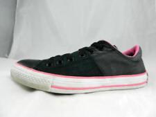 Cute Gently Used CONVERSE One Star  Pink & Black  Sneakers Women's 9