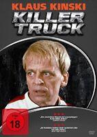 Klaus Kinski - Killer Truck (1980) FSK 18 DVD Neu/OVP