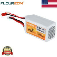 3S 11.1V 1000mAh 20C Li-Po Battery JST-XH JST Plug for RC Car Truck Truggy Hobby