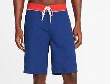 "Old Navy Men's Board Shorts 10"" Inseam Size 36 Blue"
