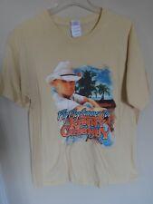 Vintage - Kenny Chesney - Flip Flop Summer 2007 Tour Band T-Shirt Men Large