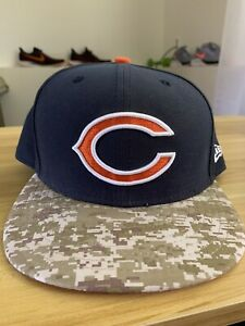 new era 59fifty 7 1/4 chicago bears