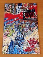 Kingdom of Evil #1 ~ VERY FINE - NEAR MINT NM ~ 1992 MATURE COMICS