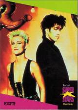1991 Pro Set MusiCards UK #119 Roxette