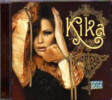 KIKA EDGAR su primer CD KIKA nuevo y sellado NEW & Sealed original 2006