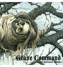 VARIOUS Grave Command: All Hallowed Hymns LP PIC DISC Orchid Ride For Revenge