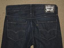 Levi's 508 Size 28 X 32 Tapered Leg Dark Blue Denim Mens Jeans Mint Condition