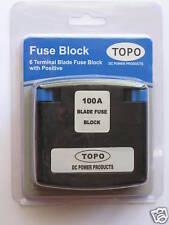 Battery DC Power blade fuse box holder,Caravan,Motorhome,4WD,