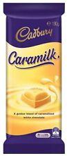 Cadbury DairyMilk Caramilk  180g  Chocolate bar Australian Import UK