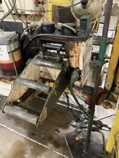 6 X 125 Cooper Weymouth Peterson Servo Feeder Thickness Capacity 020 12