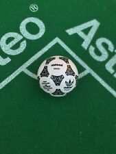 Subbuteo Adidas Tango Azteca 1986 World Cup Ball - Black font