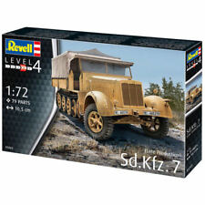 Revell Sd. KFZ. 7 (finales de producción) 1:72 Kit Modelo Militar 03263