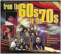 From the 60s to the 70s (1998, PolyGram) Donna Summer, Gloria Gaynor, K.. [3 CD]