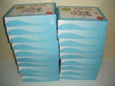 Wholesale Lot x19 Kids Bath Tub Floating Sea Animal Toys & Mesh Bag Organizer