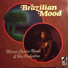 MARIO CASTRO NEVES & HIS ORCHESTRA • Brazilian MOOD • Vinile LP • DECCA