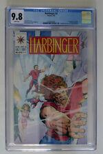 Harbinger #2 Valiant Comics CGC 9.8
