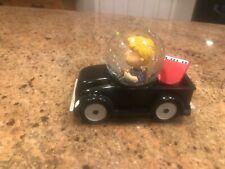 NEW Hallmark Peanuts Schroeder Box Car PIANO Water Snow Globe