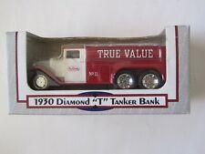 "Ertl 1930 Diamond ""T"" Tanker Bank - Diecast 1/34 scale"