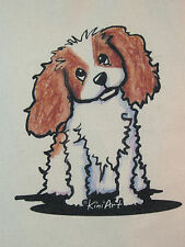 Blenheim light weight Shopping Tote Cavalier King Charles Spaniel