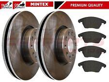 FOR VW PASSAT 3C2 3C5 1.4 1.6 1.8 FRONT MINTEX BRAKE DISC DISCS PADS SET 05-10