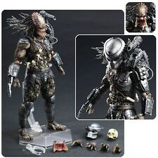 PREDATOR - Predator Play Arts Kai Action Figure Square Enix Pre-painted PVC