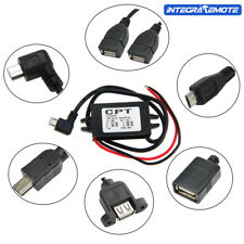 6 Arten DC-DC 12V bis 5V Mini / Micro / Atype USB Wandler Step Down Power Module