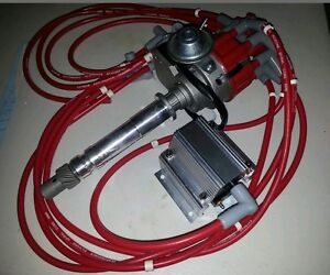 Holden V8 253 308 Full Electronic Ignition Distributor kit Replaces MSD