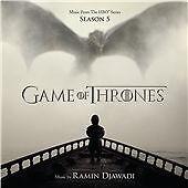 Ramin Djawadi - Game of Thrones (Season 5 [Original TV Soundtrack]/Original Sou…