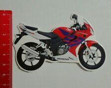 Aufkleber/Sticker: Motorrad Honda CBR 125 R (20101697)