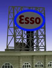 Miller Engineering #339030 - Animated Esso Billboard - N or Z Scale