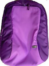 """New Belkin Simple Backpack for up to 15.6"""" laptops Purple/Grape Colour"""