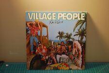 VILLAGE PEOPLE GO WEST VINYL LP CASABLANCA- VG Free shipping