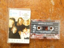 1990 AUDIO CASSETTE- THE GO GOS- GREATEST HITS