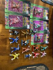 "Lot Of (18) 1993 Bandai Power Rangers 3"" Collectible Figures"