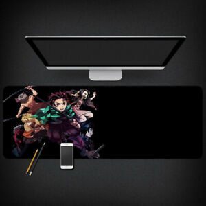 Demon Slayer Kimetsu no Yaiba Anime Extended XXL Gaming Mouse Pad Mat 90x40cm
