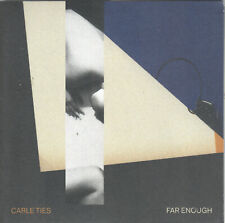 Far Enough by Cable Ties (CD, 2020 Merge) Australian Proto Punk Trio