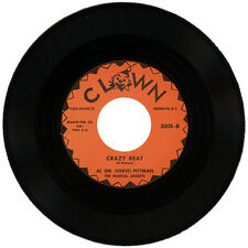 "AL (DR. HORSE) PITTMAN & THE MUSICAL JOCKEYS  ""CRAZY BEAT""  R&B    LISTEN!"