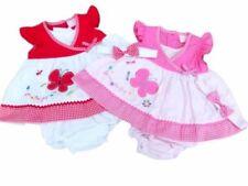 Vestidos rojos de 0 a 3 meses para niñas de 0 a 24 meses