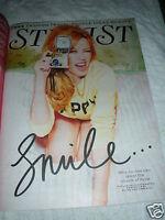 Stylist Magazine 2014 Kylie Minogue