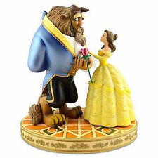 Disney Parks Beauty And The Beast Belle Rose Statue Figure Maldovan New With Box